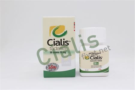 1 Kutu Cialis 20mg (30 Tablet)