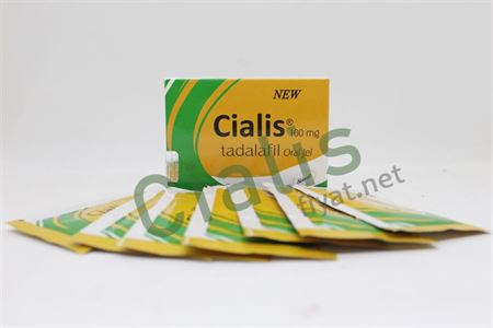 Cialis Oral Jel 100mg