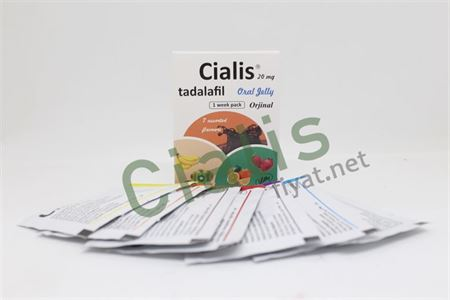 Cialis Oral Jel 20mg